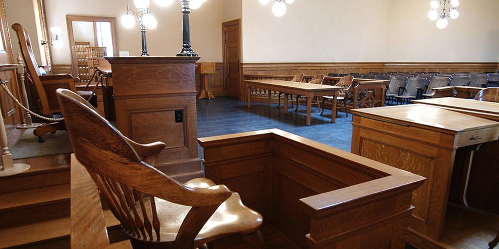Witness Chair